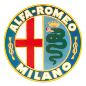 Marchio Storico Alfa Romeo